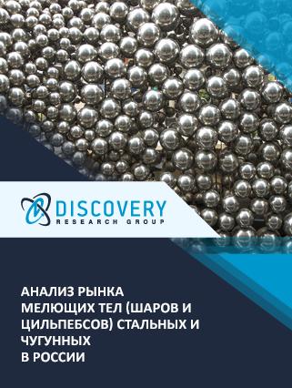 Анализ рынка мелющих тел (шаров и цильпебсов) стальных и чугунных в России