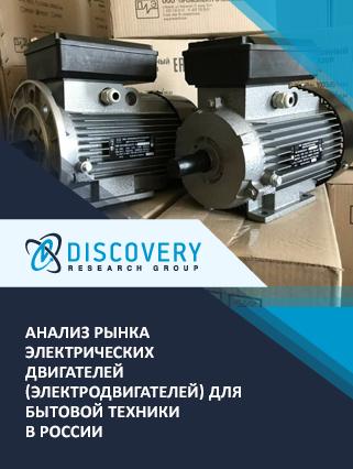 Анализ рынка электрических двигателей (электродвигателей) для бытовой техники в России