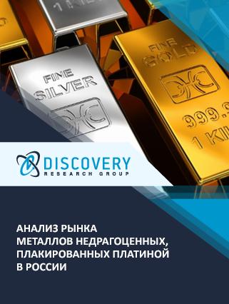 Анализ рынка металлов недрагоценных, плакированных платиной в России