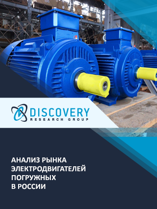 Маркетинговое исследование - Анализ рынка электродвигателей погружных в России
