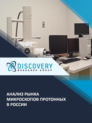 Анализ рынка микроскопов протонных в России