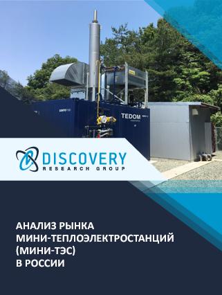 Маркетинговое исследование - Анализ рынка мини-теплоэлектростанций (мини-ТЭС) в России
