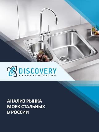 Маркетинговое исследование - Анализ рынка моек стальных в России