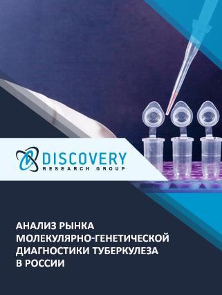 Маркетинговое исследование - Анализ рынка молекулярно-генетической диагностики туберкулеза в России