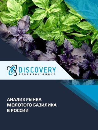 Маркетинговое исследование - Анализ рынка молотого базилика в России