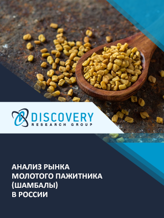 Анализ рынка молотого пажитника (шамбалы) в России