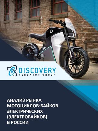 Маркетинговое исследование - Анализ рынка мотоциклов-байков электрических (электробайков) в России
