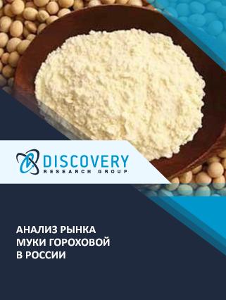Маркетинговое исследование - Анализ рынка муки гороховой в России