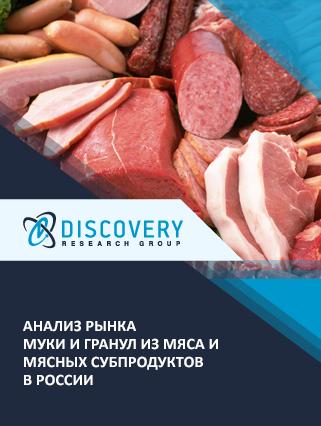 Маркетинговое исследование - Анализ рынка муки и гранул из мяса и мясных субпродуктов в России