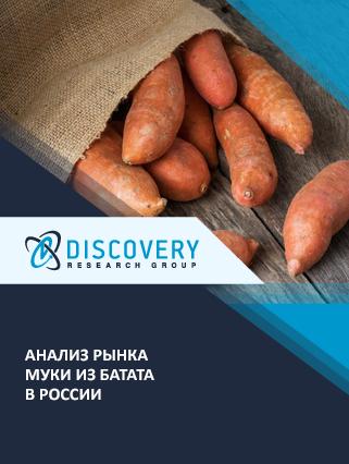 Маркетинговое исследование - Анализ рынка муки из батата в России