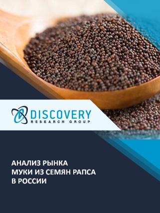 Маркетинговое исследование - Анализ рынка муки из семян рапса в России