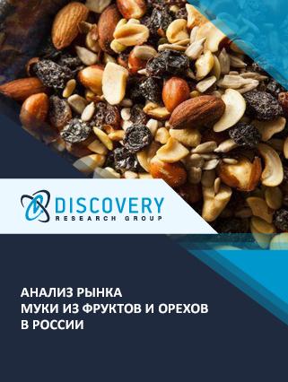 Маркетинговое исследование - Анализ рынка муки из фруктов и орехов в России