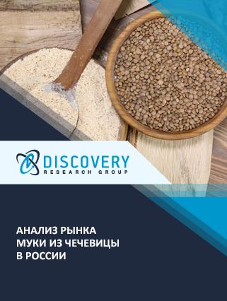 Маркетинговое исследование - Анализ рынка муки из чечевицы в России
