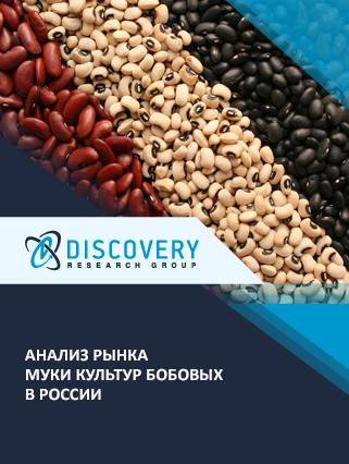 Маркетинговое исследование - Анализ рынка муки культур бобовых в России