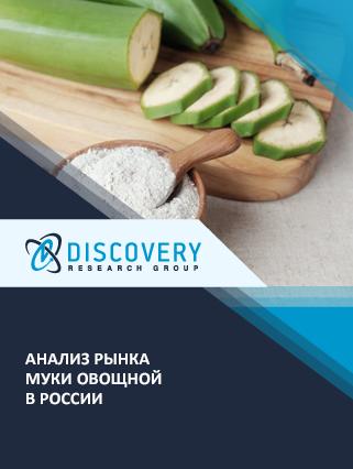 Маркетинговое исследование - Анализ рынка муки овощной в России