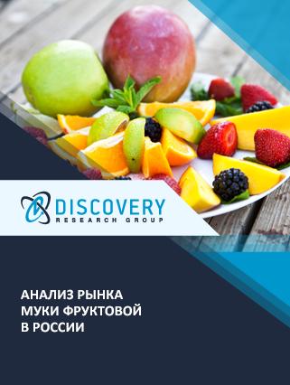 Маркетинговое исследование - Анализ рынка муки фруктовой в России