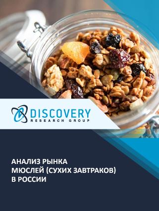 Маркетинговое исследование - Анализ рынка мюслей (сухих завтраков) в России