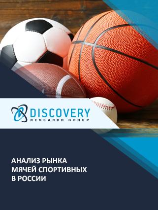 Анализ рынка мячей спортивных в России