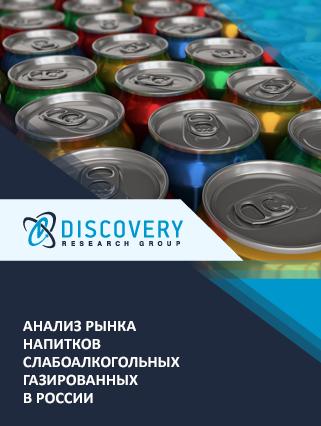 Маркетинговое исследование - Анализ рынка напитков слабоалкогольных газированных в России
