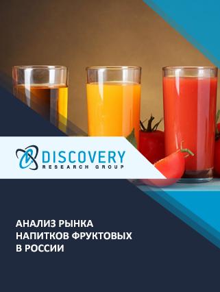 Маркетинговое исследование - Анализ рынка напитков фруктовых в России