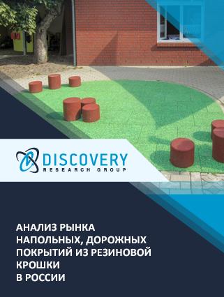 Маркетинговое исследование - Анализ рынка напольных, дорожных покрытий из резиновой крошки в России