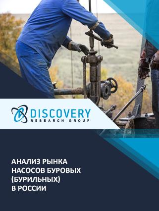 Анализ рынка насосов буровых (бурильных) в России