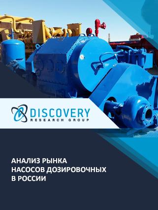 Маркетинговое исследование - Анализ рынка насосов дозировочных в России