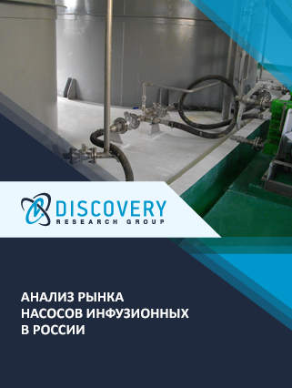 Анализ рынка насосов инфузионных в России