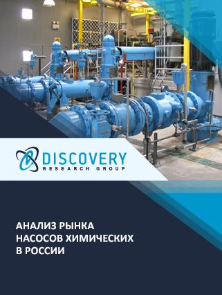 Маркетинговое исследование - Анализ рынка насосов химических в России