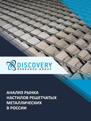 Анализ рынка настилов решетчатых металлических в России