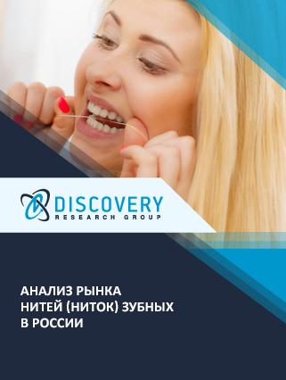 Анализ рынка нитей (ниток) зубных в России