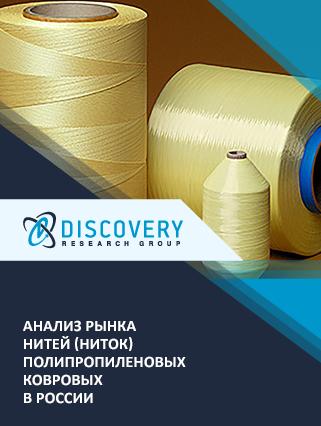 Анализ рынка нитей (ниток) полипропиленовых ковровых в России
