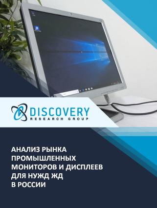 Маркетинговое исследование - Анализ рынка промышленных мониторов и дисплеев для нужд ЖД в России