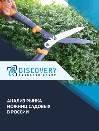 Маркетинговое исследование - Анализ рынка ножниц садовых в России