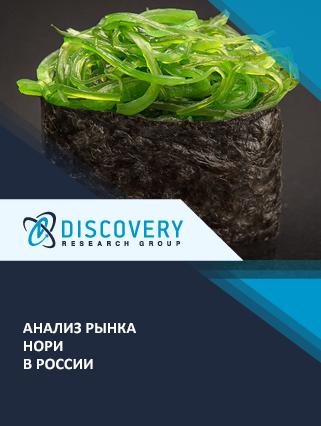 Маркетинговое исследование - Анализ рынка нори в России