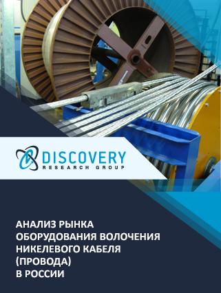 Маркетинговое исследование - Анализ рынка оборудования волочения никелевого кабеля (провода) в России