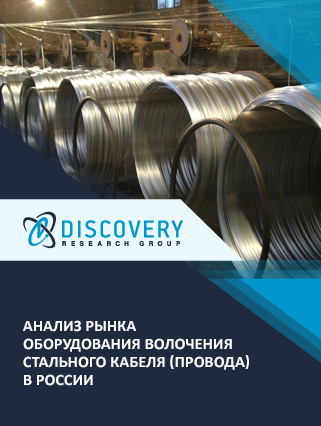 Маркетинговое исследование - Анализ рынка оборудования волочения стального кабеля (провода) в России