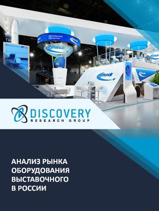 Маркетинговое исследование - Анализ рынка оборудования выставочного в России