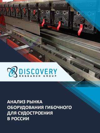 Маркетинговое исследование - Анализ рынка оборудования гибочного для судостроения в России