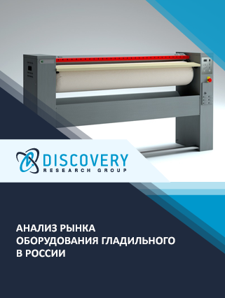 Маркетинговое исследование - Анализ рынка оборудования гладильного в России
