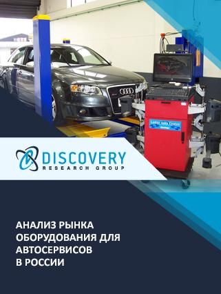 Анализ рынка оборудования для автосервисов в России