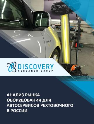 Анализ рынка оборудования для автосервисов рехтовочного в России