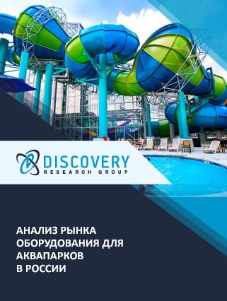 Маркетинговое исследование - Анализ рынка оборудования для аквапарков в России