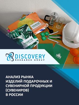 Анализ рынка изделий подарочных и сувенирной продукции (сувениров) в России