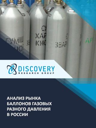 Маркетинговое исследование - Анализ рынка баллонов газовых разного давления в России