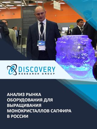 Анализ рынка оборудования для выращивания монокристаллов сапфира в России