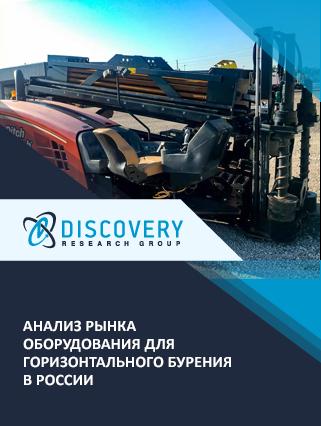 Маркетинговое исследование - Анализ рынка оборудования для горизонтального бурения в России