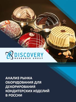 Маркетинговое исследование - Анализ рынка оборудования для декорирования кондитерских изделий в России