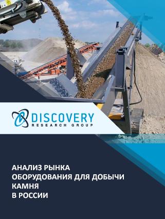 Маркетинговое исследование - Анализ рынка оборудования для добычи камня в России