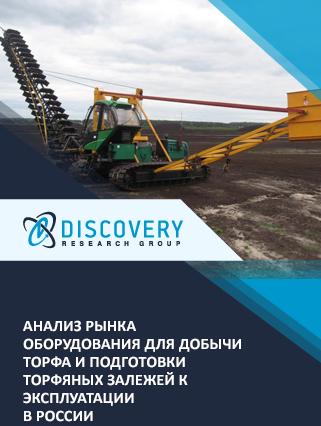 Маркетинговое исследование - Анализ рынка оборудования для добычи торфа и подготовки торфяных залежей к эксплуатации в России